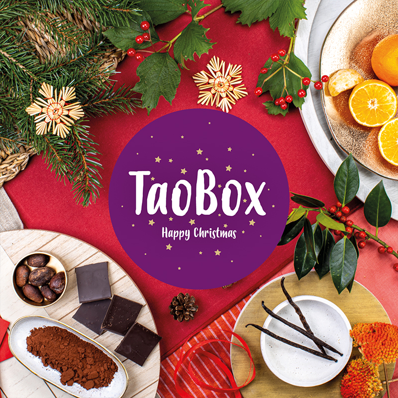 Titelbild TaoBox Happy Christmas